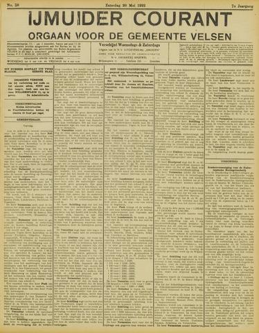 IJmuider Courant 1922-05-20