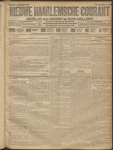 Nieuwe Haarlemsche Courant 1913-11-21