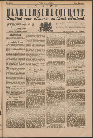 Nieuwe Haarlemsche Courant 1900-04-20