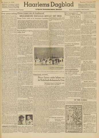 Haarlem's Dagblad 1950-12-27