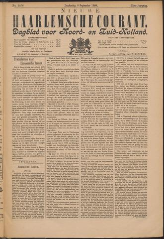 Nieuwe Haarlemsche Courant 1898-09-08