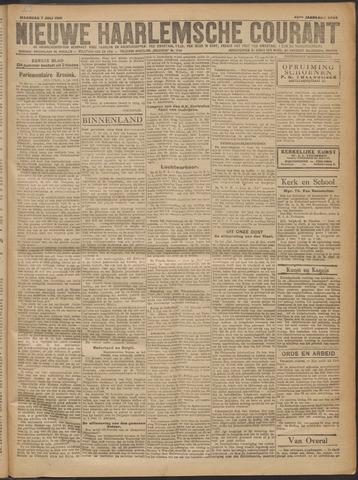 Nieuwe Haarlemsche Courant 1919-07-07