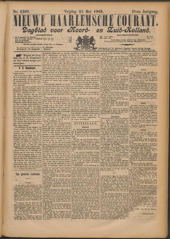 Nieuwe Haarlemsche Courant 1906-05-25