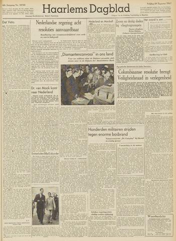 Haarlem's Dagblad 1947-08-29