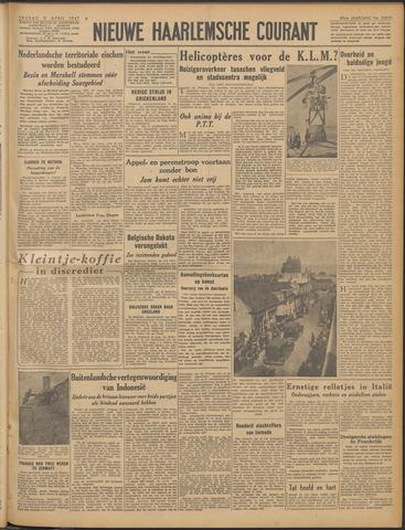 Nieuwe Haarlemsche Courant 1947-04-11
