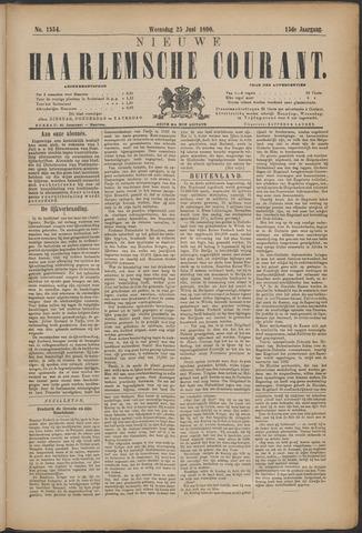 Nieuwe Haarlemsche Courant 1890-06-25