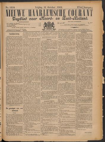Nieuwe Haarlemsche Courant 1902-10-31