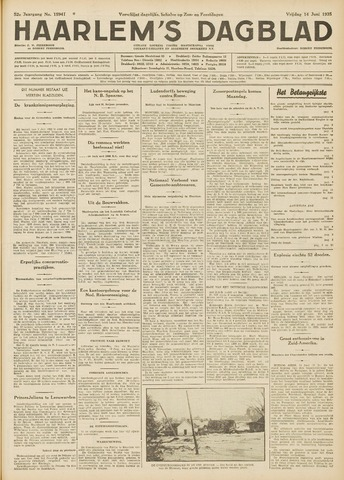 Haarlem's Dagblad 1935-06-14