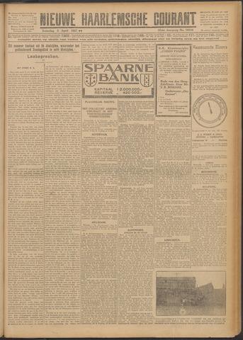 Nieuwe Haarlemsche Courant 1927-04-02