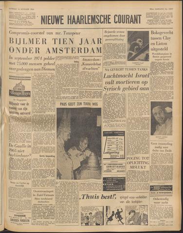 Nieuwe Haarlemsche Courant 1964-11-14