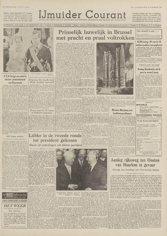 IJmuider Courant 1959-07-02