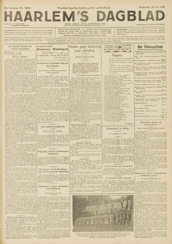 Haarlem's Dagblad 1935-07-25