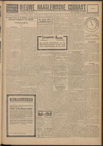 Nieuwe Haarlemsche Courant 1925-12-19