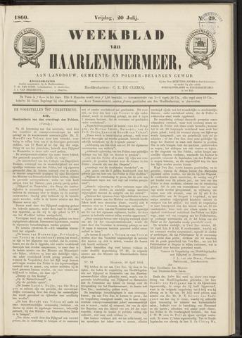 Weekblad van Haarlemmermeer 1860-07-20