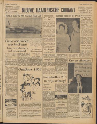 Nieuwe Haarlemsche Courant 1963-12-31