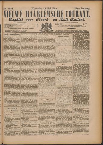 Nieuwe Haarlemsche Courant 1904-05-18