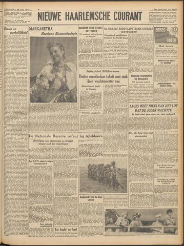 Nieuwe Haarlemsche Courant 1949-07-28
