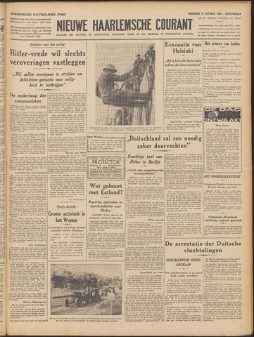 Nieuwe Haarlemsche Courant 1939-10-11