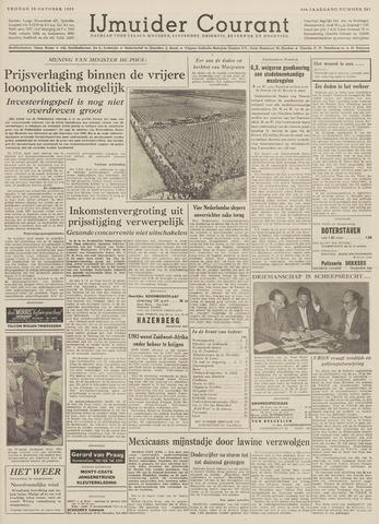 IJmuider Courant 1959-10-30