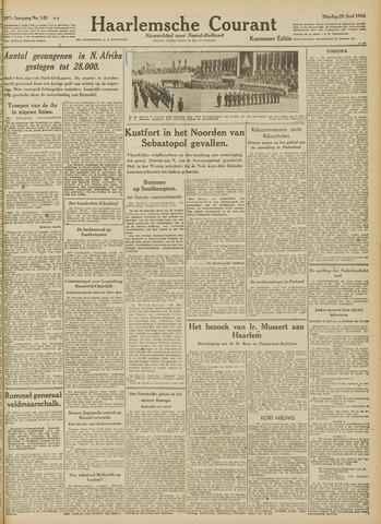 Haarlemsche Courant 1942-06-23