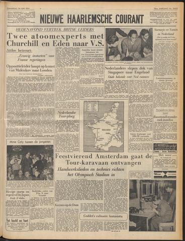 Nieuwe Haarlemsche Courant 1954-06-24