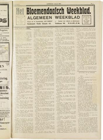 Het Bloemendaalsch Weekblad 1916