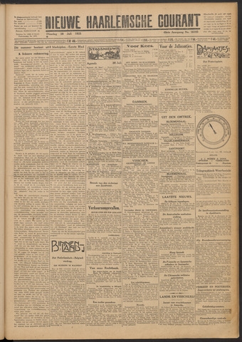 Nieuwe Haarlemsche Courant 1925-07-28