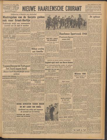 Nieuwe Haarlemsche Courant 1948-06-23