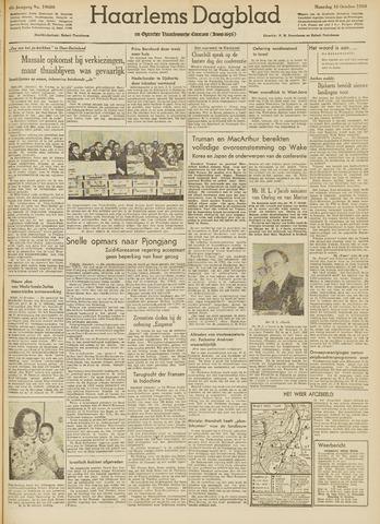 Haarlem's Dagblad 1950-10-16