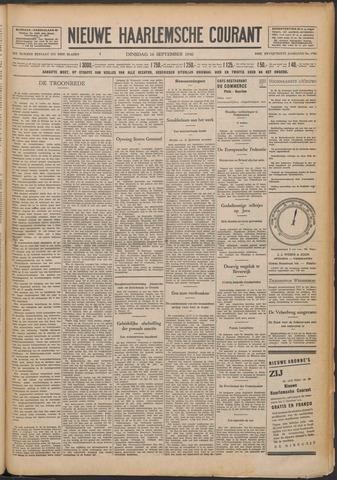 Nieuwe Haarlemsche Courant 1930-09-16