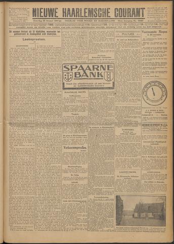 Nieuwe Haarlemsche Courant 1927-01-22