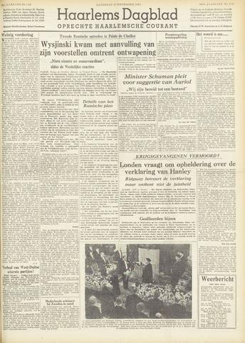 Haarlem's Dagblad 1951-11-18