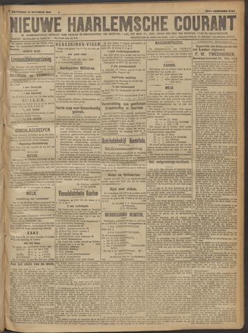 Nieuwe Haarlemsche Courant 1918-10-12