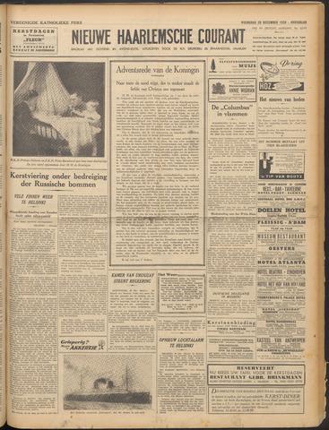 Nieuwe Haarlemsche Courant 1939-12-20