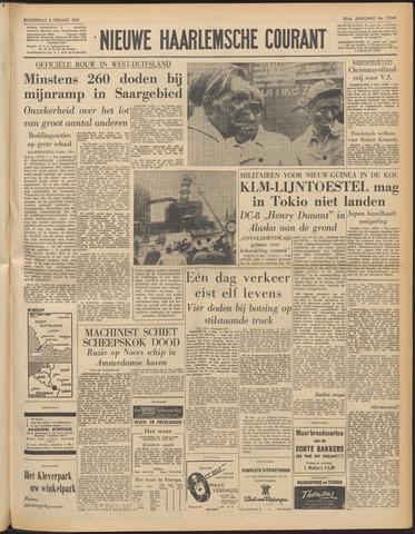 Nieuwe Haarlemsche Courant 1962-02-08