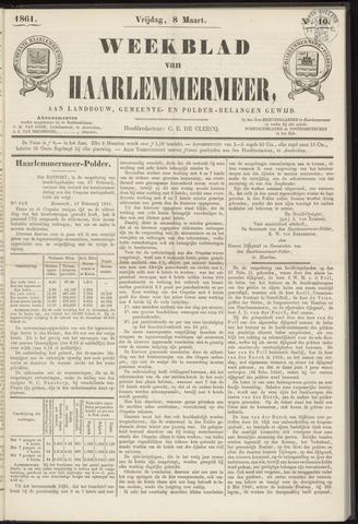 Weekblad van Haarlemmermeer 1861-03-08