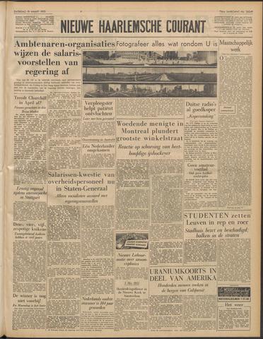 Nieuwe Haarlemsche Courant 1955-03-19