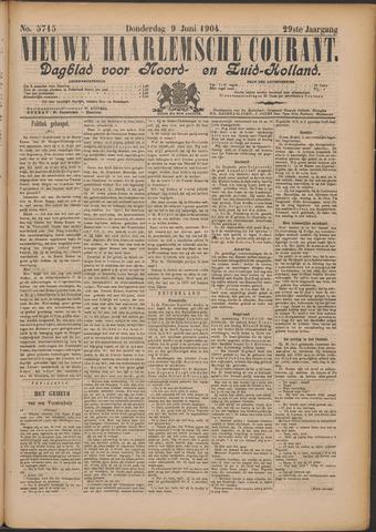 Nieuwe Haarlemsche Courant 1904-06-09