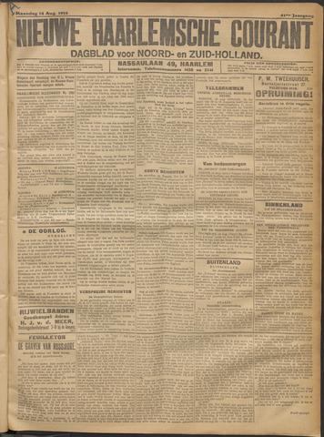 Nieuwe Haarlemsche Courant 1916-08-14