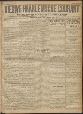 Nieuwe Haarlemsche Courant 1916-05-09