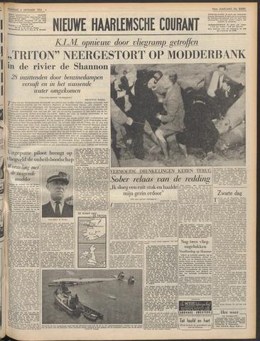Nieuwe Haarlemsche Courant 1954-09-06