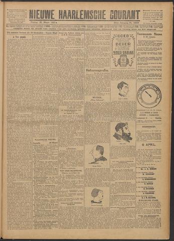 Nieuwe Haarlemsche Courant 1927-03-25