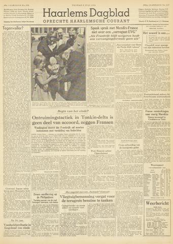 Haarlem's Dagblad 1954-07-02