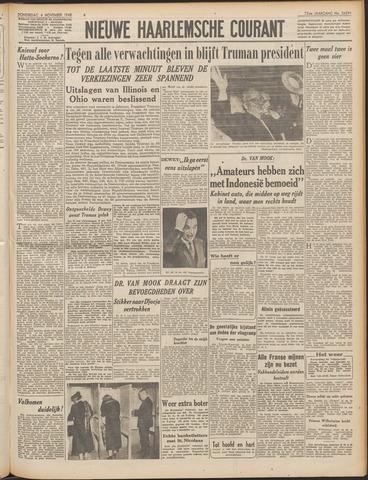 Nieuwe Haarlemsche Courant 1948-11-04