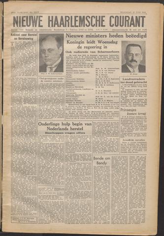 Nieuwe Haarlemsche Courant 1945-06-25