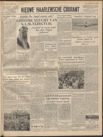Nieuwe Haarlemsche Courant 1953-10-20