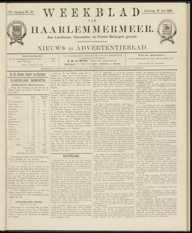 Weekblad van Haarlemmermeer 1886-06-19