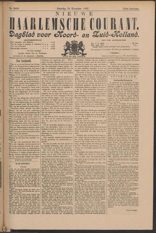 Nieuwe Haarlemsche Courant 1897-11-20