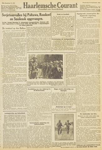 Haarlemsche Courant 1943-09-23