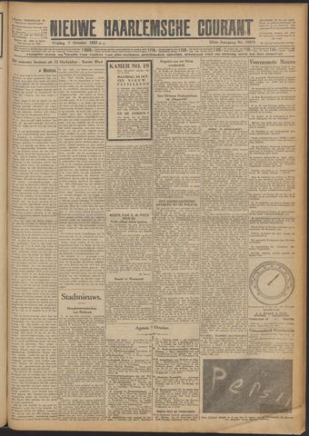 Nieuwe Haarlemsche Courant 1927-10-07